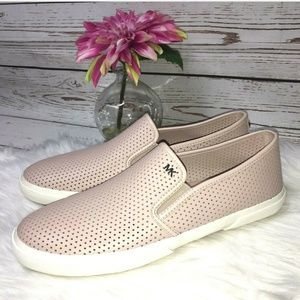 Michael Kors Genuine leather blush pink sneakers